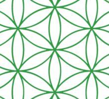 Flower of Life- Sacred Geometry Sticker