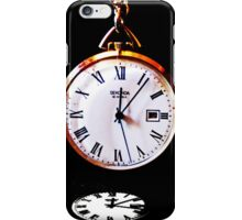 Seven Minutes Past Midnight iPhone Case/Skin