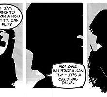 Bullet Gal #11 excerpt: Mitzi & Lee by Andrez
