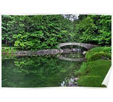 Filmore Glen State Park V HDR Poster