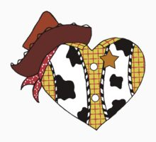 A Woody Heart Kids Clothes