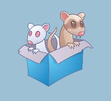 Ferrets In A Box Unisex T-Shirt
