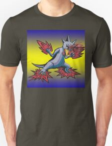 Psychic Attack Golduck  T-Shirt