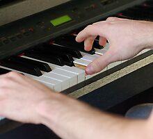Mark's Hands by Thomas Sielaff