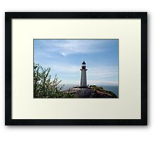 Lighthouse Park Lighthouse Framed Print