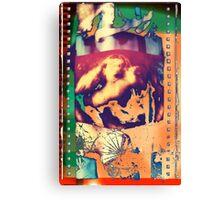 Bullet Gal: Trade Paerback Edition Pin-Up Canvas Print