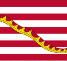 Don't Tread On Me -- First Navy Jack Sticker