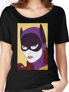 60s Bat Girl - Nagel Style Women's Relaxed Fit T-Shirt