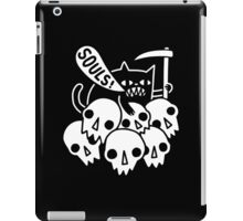 Cat Got Your Soul? iPad Case/Skin