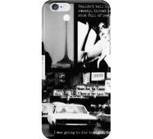 Trista & Holt #5 excerpt iPhone Case/Skin
