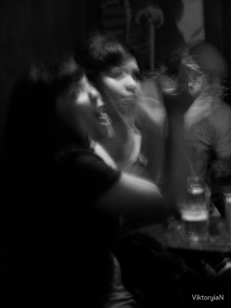 Saturday Night Out! by ViktoryiaN