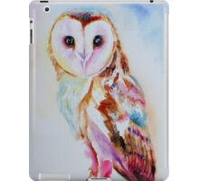 Barn Owl iPad Case/Skin