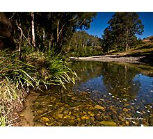 Dream Location - Tillegra, NSW Photographic Print