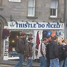 Royal Mile Shop by zahnartz