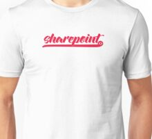 Just SharePoint - Red Unisex T-Shirt