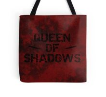 Queen of Shadows Tote Bag