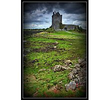 Dunguaire Castle, Kinvarra, County Galway, Ireland Photographic Print