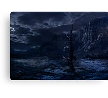 A New Species Canvas Print