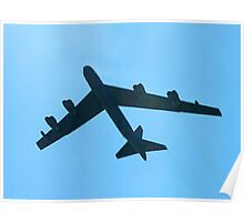 B-52 Bomber - Australian International Airshow 2005 Poster