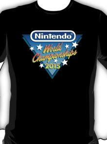 Nintendo World Championships 2015 Logo T-Shirt