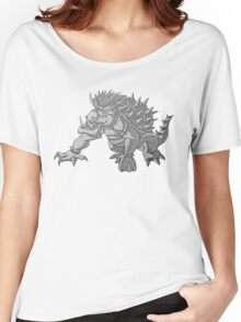 Super Saiyan Bowser Women's Relaxed Fit T-Shirt