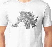 Super Saiyan Bowser Unisex T-Shirt