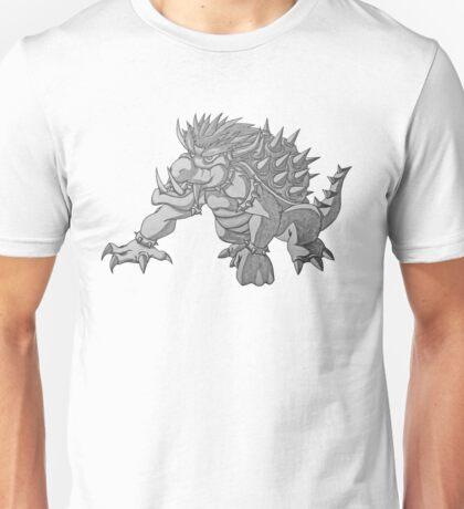 Super Saiyan Bowser Unisex T-Shirt