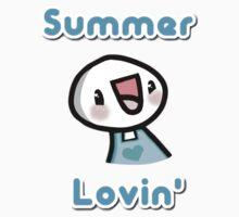 Summer Lovin' Kids Tee