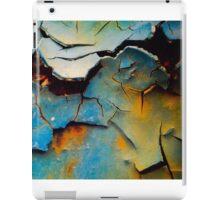 Cracked and Peeling Paint  iPad Case/Skin