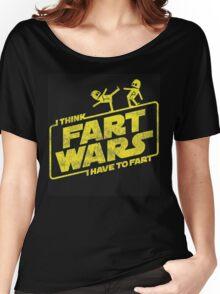 Fart Wars Women's Relaxed Fit T-Shirt