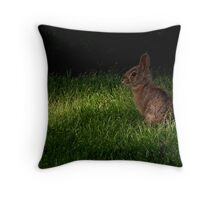 Out of the Hat Throw Pillow
