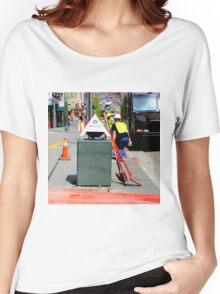 Bend And Squat Women's Relaxed Fit T-Shirt
