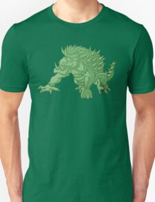 Super Saiyan Bowser (Green Tint) T-Shirt