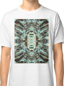 Layers of Abstract 2 Classic T-Shirt