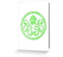 Hail Inkling Greeting Card