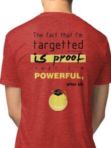 korosensei quotes  Tri-blend T-Shirt