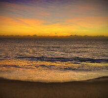 New Morning by Patrick Robertson