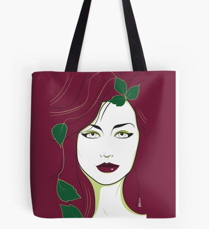 Poison Ivy - Nagel Style Tote Bag