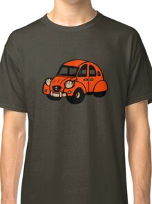 2cv vintage french car citroen Classic T-Shirt