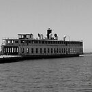 Old Abandoned Ferry by Allison Aboud
