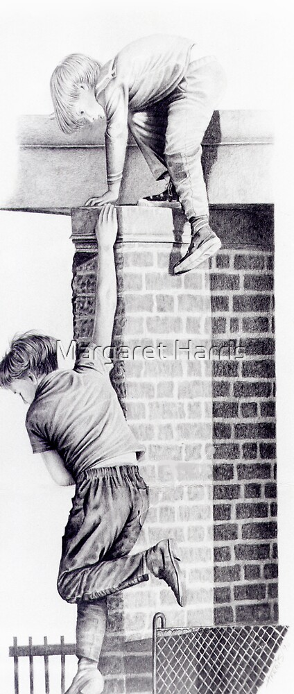 Over The Wall by Margaret Harris