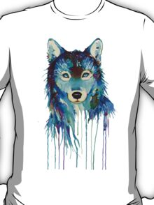 Wolf thousand of colors T-Shirt