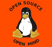 Open Source Open Mind Kids Tee