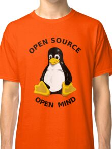 Open Source Open Mind Classic T-Shirt