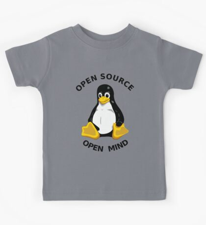 Open Source Open Mind Kids Tee