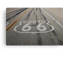 Route 66 # 2 Canvas Print