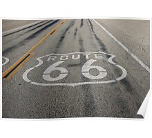 Route 66 # 2 Poster