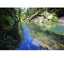 Mosaic Waters Photographic Print