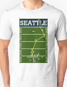 Touchdown Marshawn Lynch Unisex T-Shirt