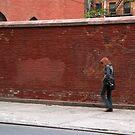 WALKING ALONE by elatan